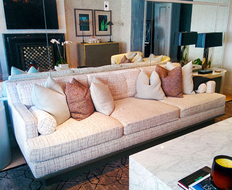 Custom Area Sofas & Chaises Services Dreams Upholstery